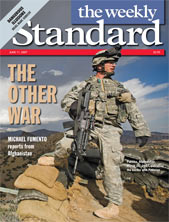Weekly Standard Afghan Cover